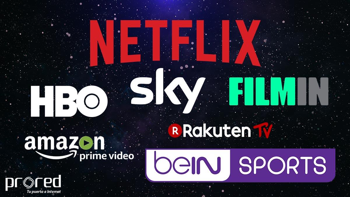 TV online: ¿qué plataforma interesa contratar?
