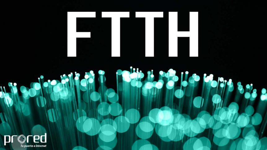 FTTH La fibra hasta el hogar