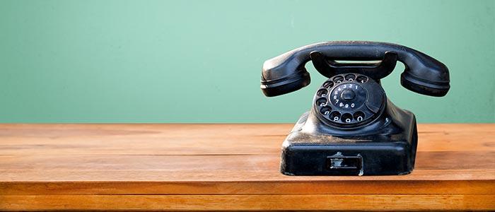 Línea de teléfono fijo de PRORED