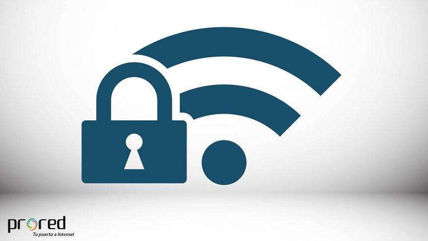 Recuperar contraseña o password de WIFI olvidada