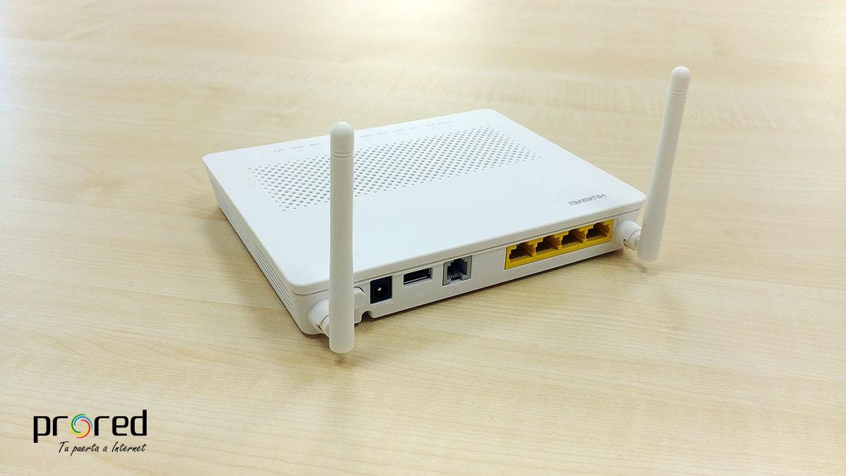 Cómo colocar las antenas de un router WIFI
