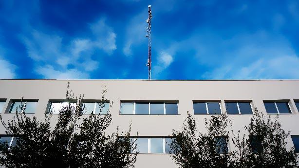 PRORED Data Center Parque Tecnológico de Valencia fachada