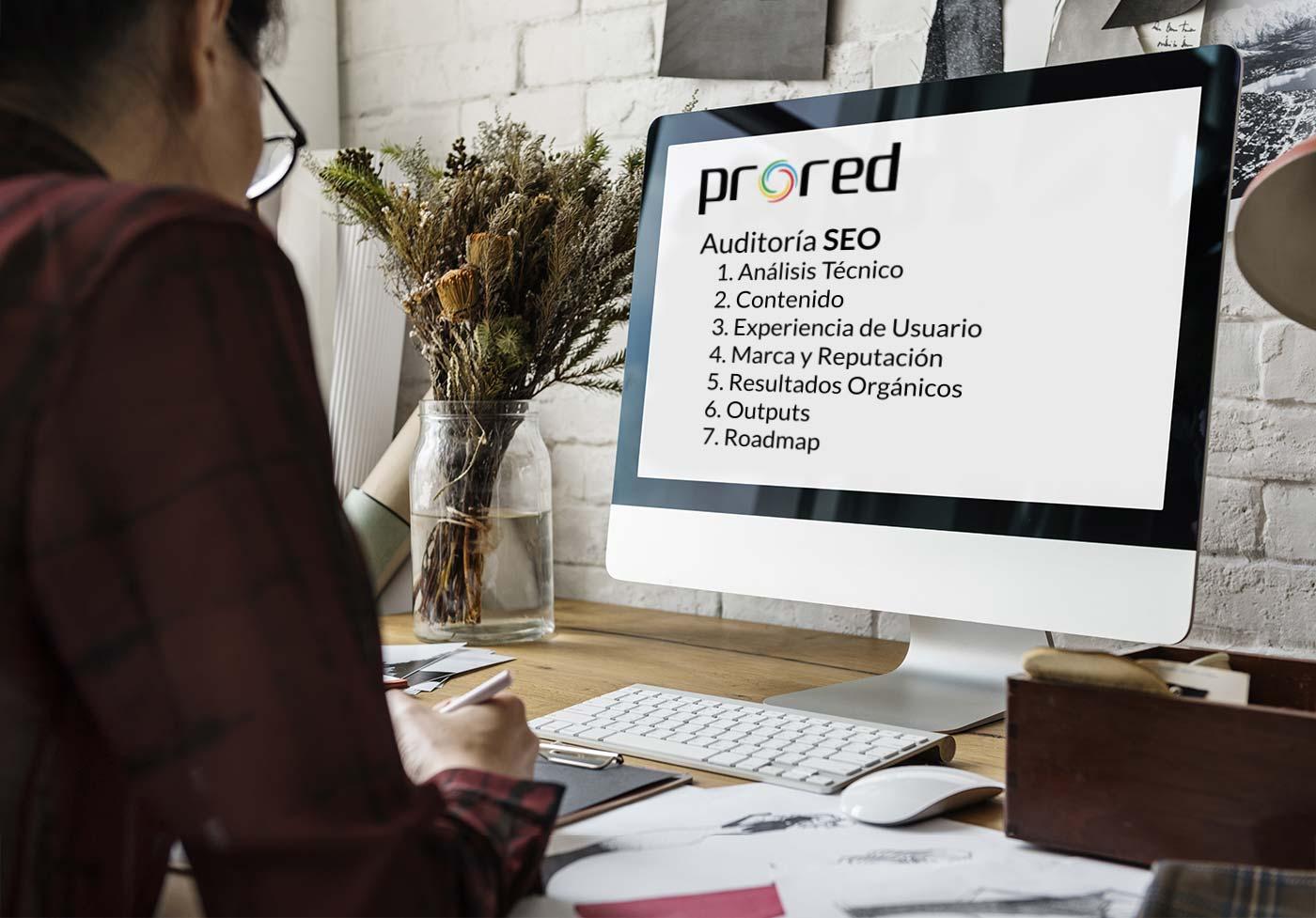 Auditoría SEO para posicionamiento online en buscadores