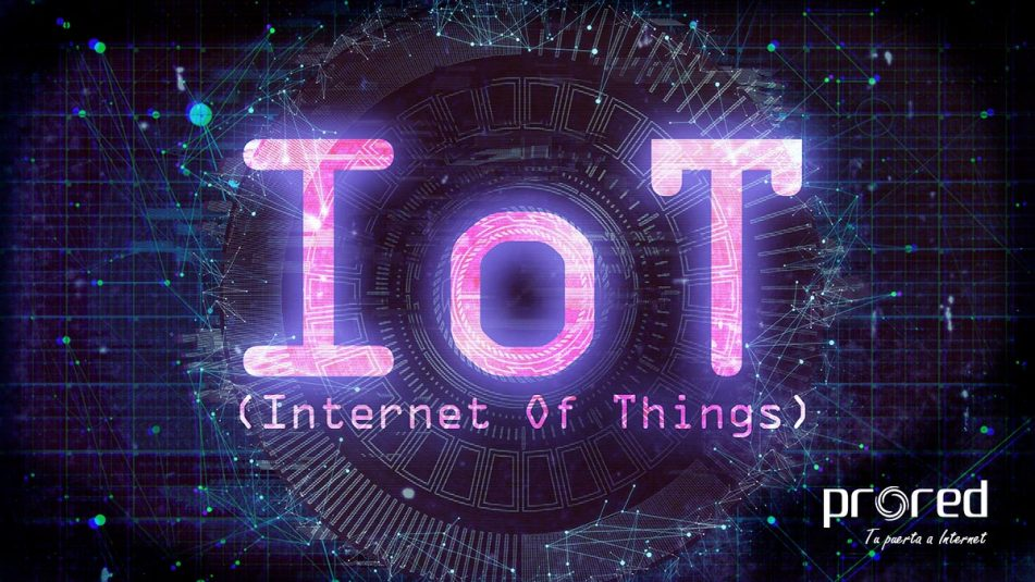 El Internet de las cosas, IoT o Internet of Things