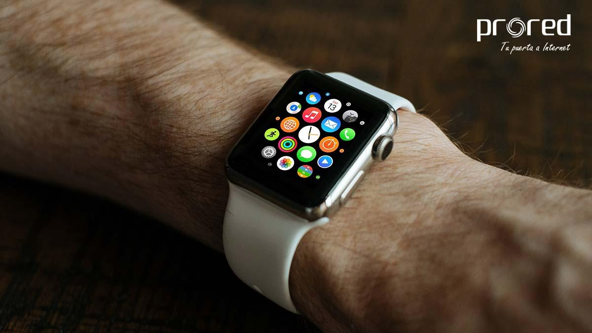 Reloj inteligente Internet de las Cosas