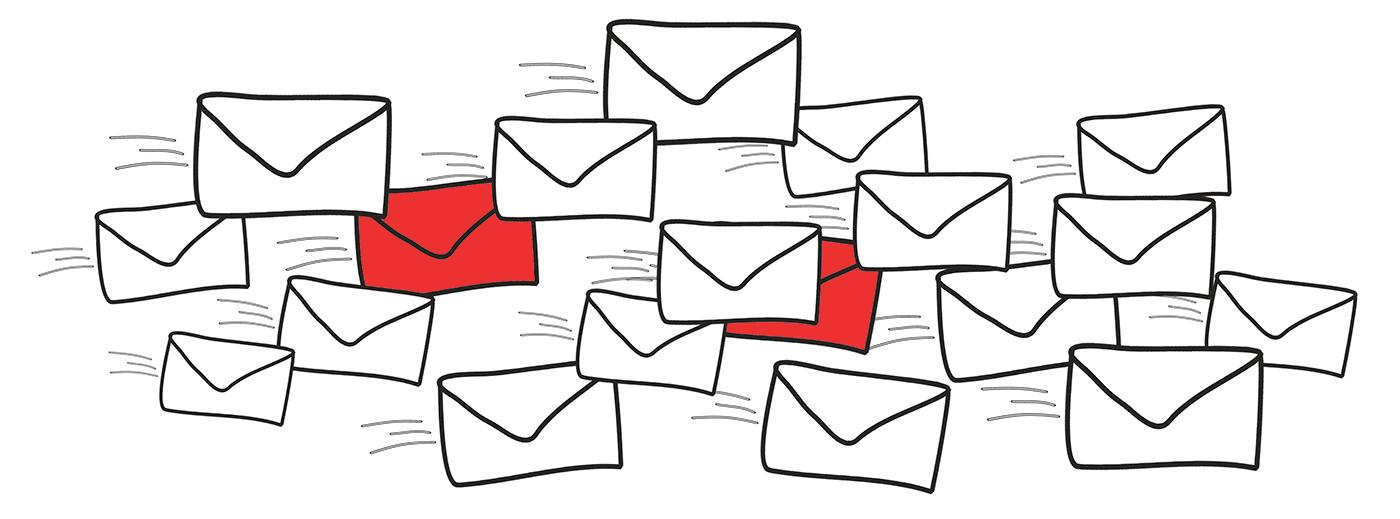 Servicio de protección filtro antispam