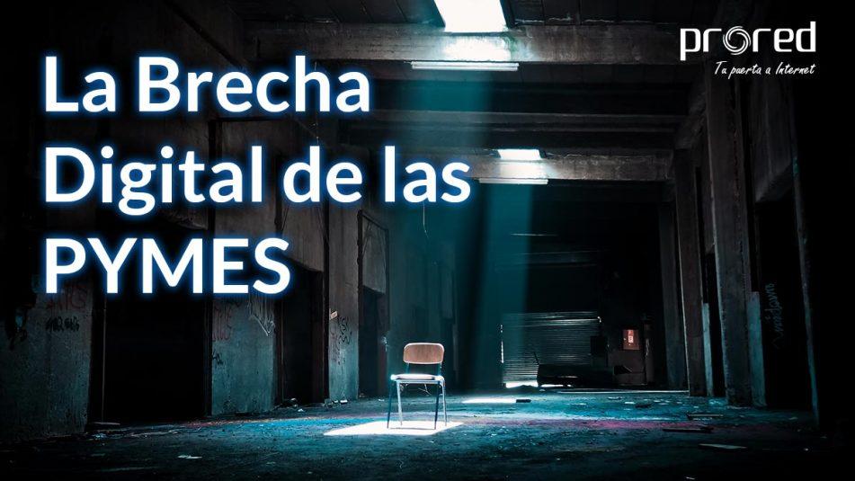 La brecha digital de las pymes españolas