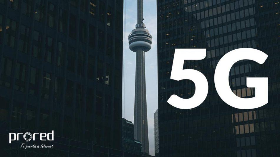 Desafíos y problemas del 5G