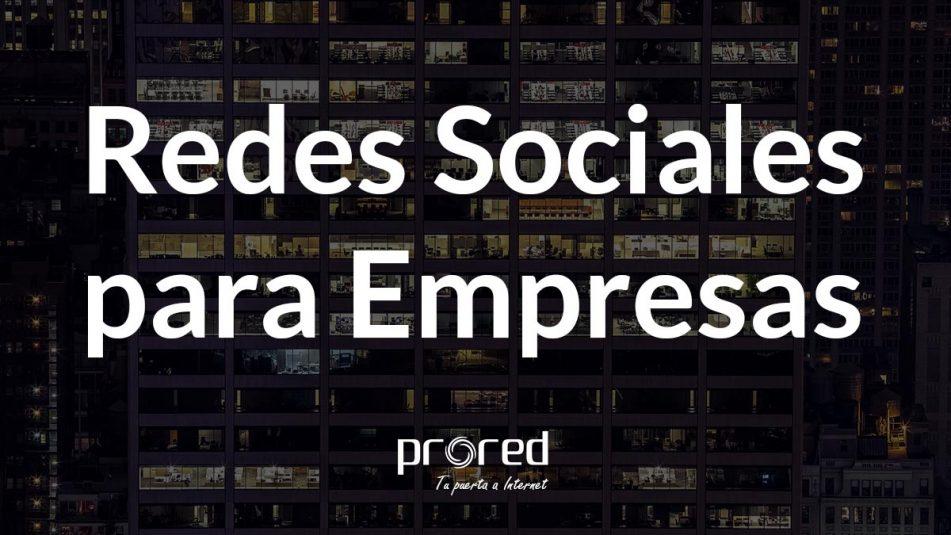 La mejor red social para una empresa