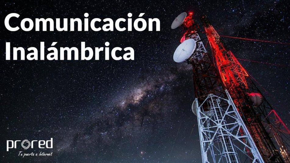 Comunicacón inalámbrica - base científica