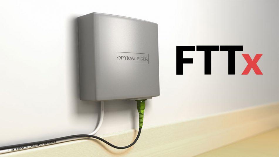 ¿Qué es FTTx? ¿Qué variantes existen?