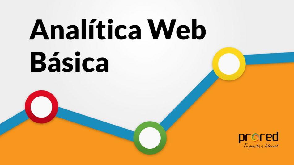Analítica web básica: por donde empezar