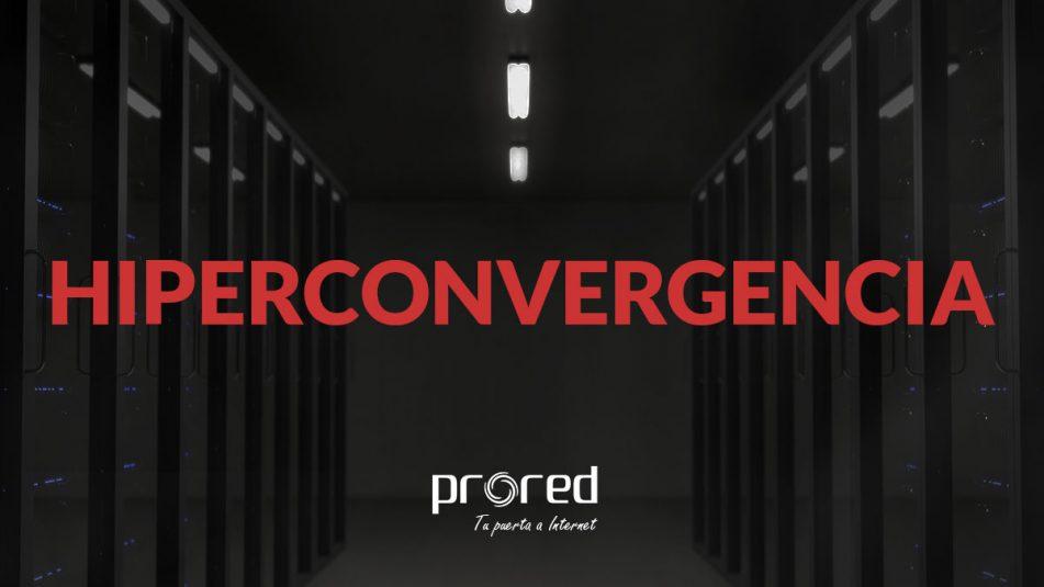 Hiperconvergencia