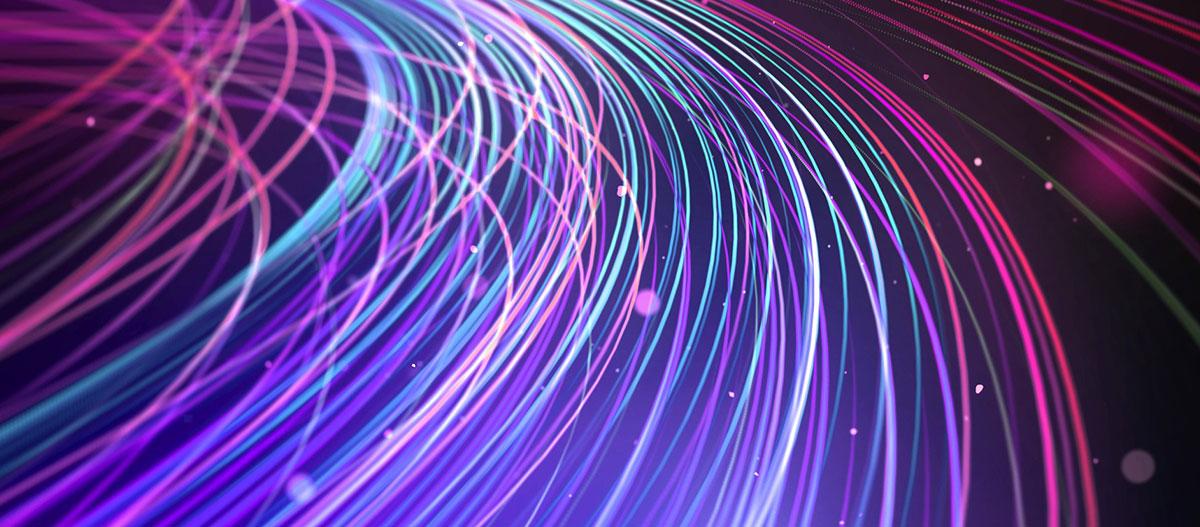 Multiplexación de bandas en fibra óptica